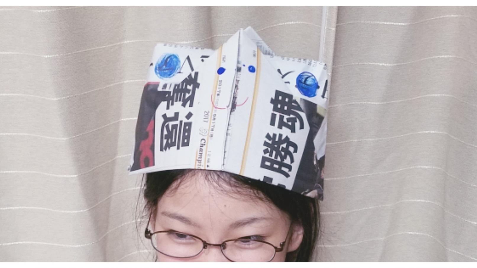 とんがり帽子オリジナル