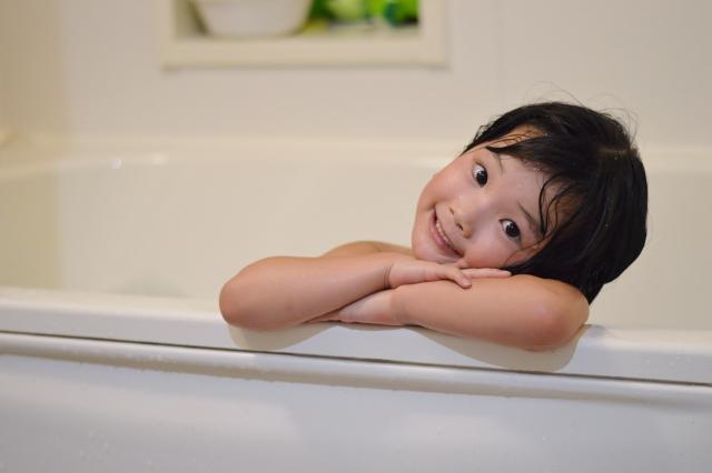 子ども お風呂