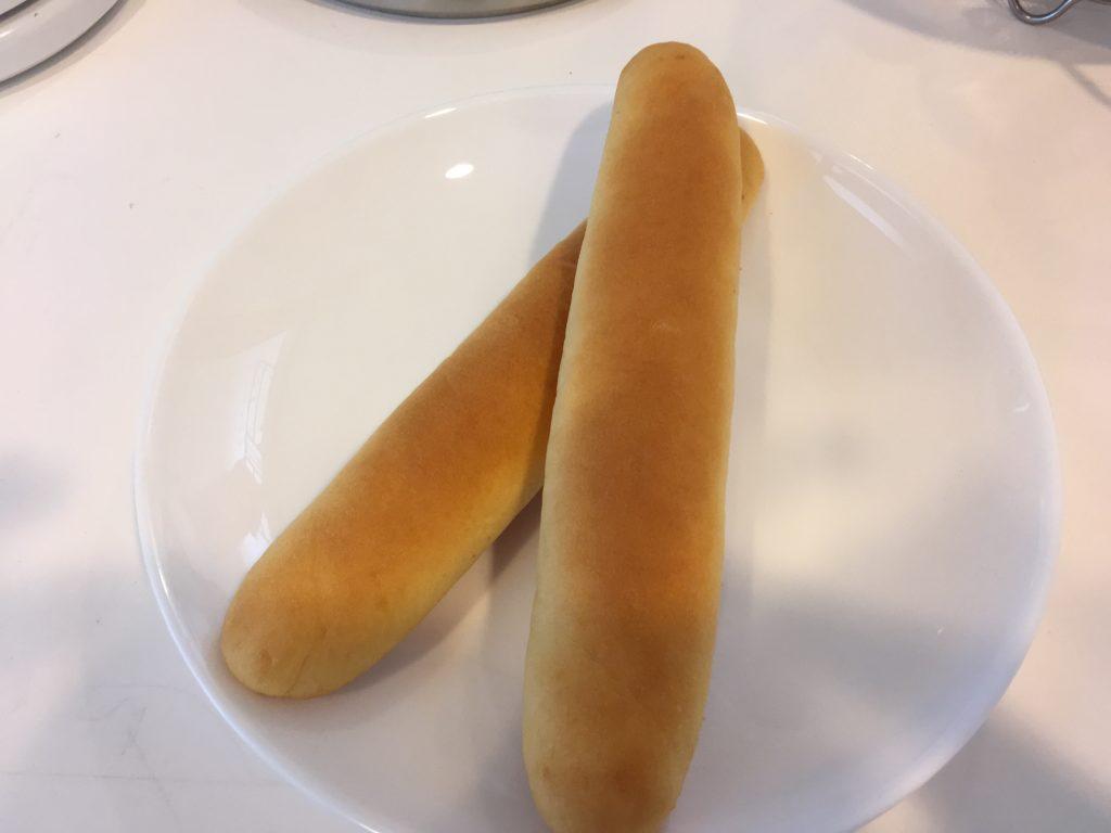 どもでも食べやすいスティックパン