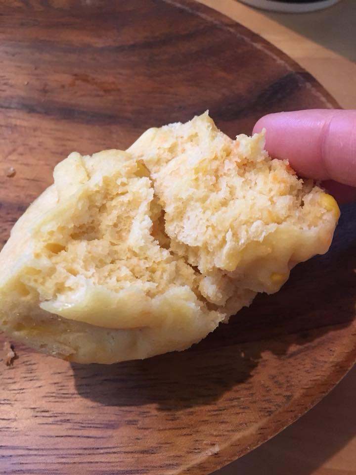 蒸しパン1