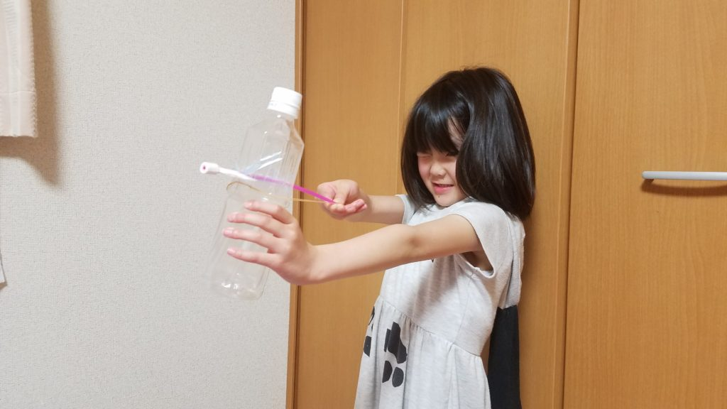 pet bottles bow nonoka