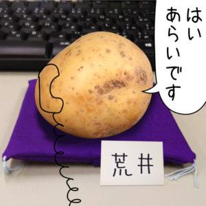 編集部 荒井