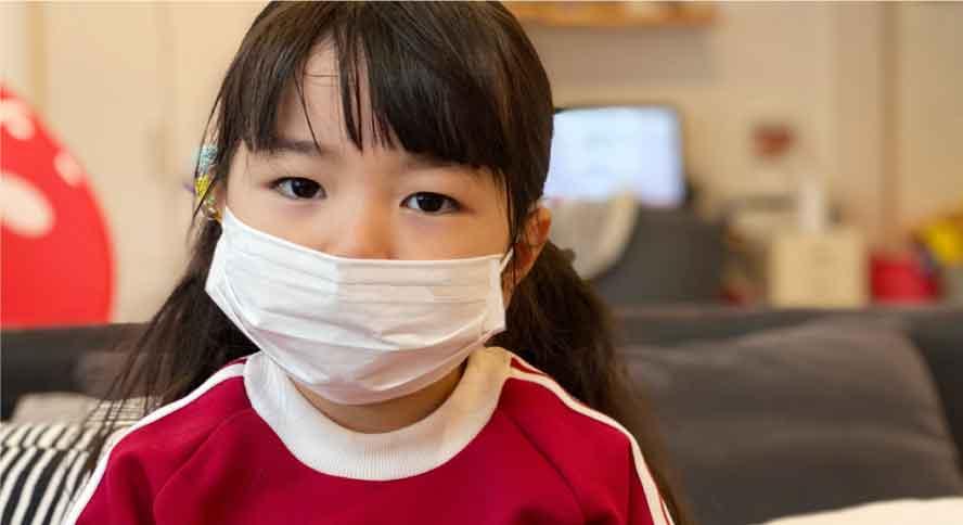 【簡単!手間いらず!】家にあるものでマスクを作る!