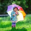 子育てアイデア 雨の日の外遊び!?