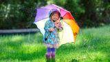雨の日の外遊び!?