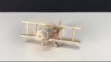 [工作動画]アイスの棒でプロペラ飛行機を作る!