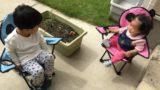 春が待ちきれない!おうちキャンプごっこで育む豊かな感性